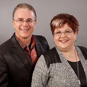 Lawrence and Brenda Poirier