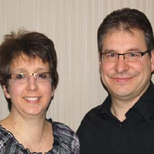 Roland and Andrea Schlenker