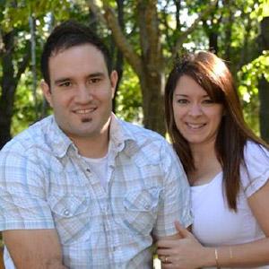 Jacques and Chantal Landry
