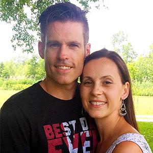 Derek and Sarah Grant