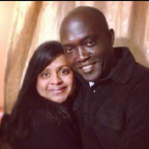 David and Tara Yemba