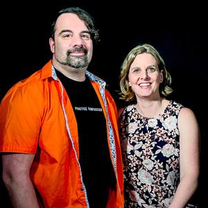 Jeff and Elizabeth Fehr
