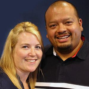Raul and Rachel Sierra